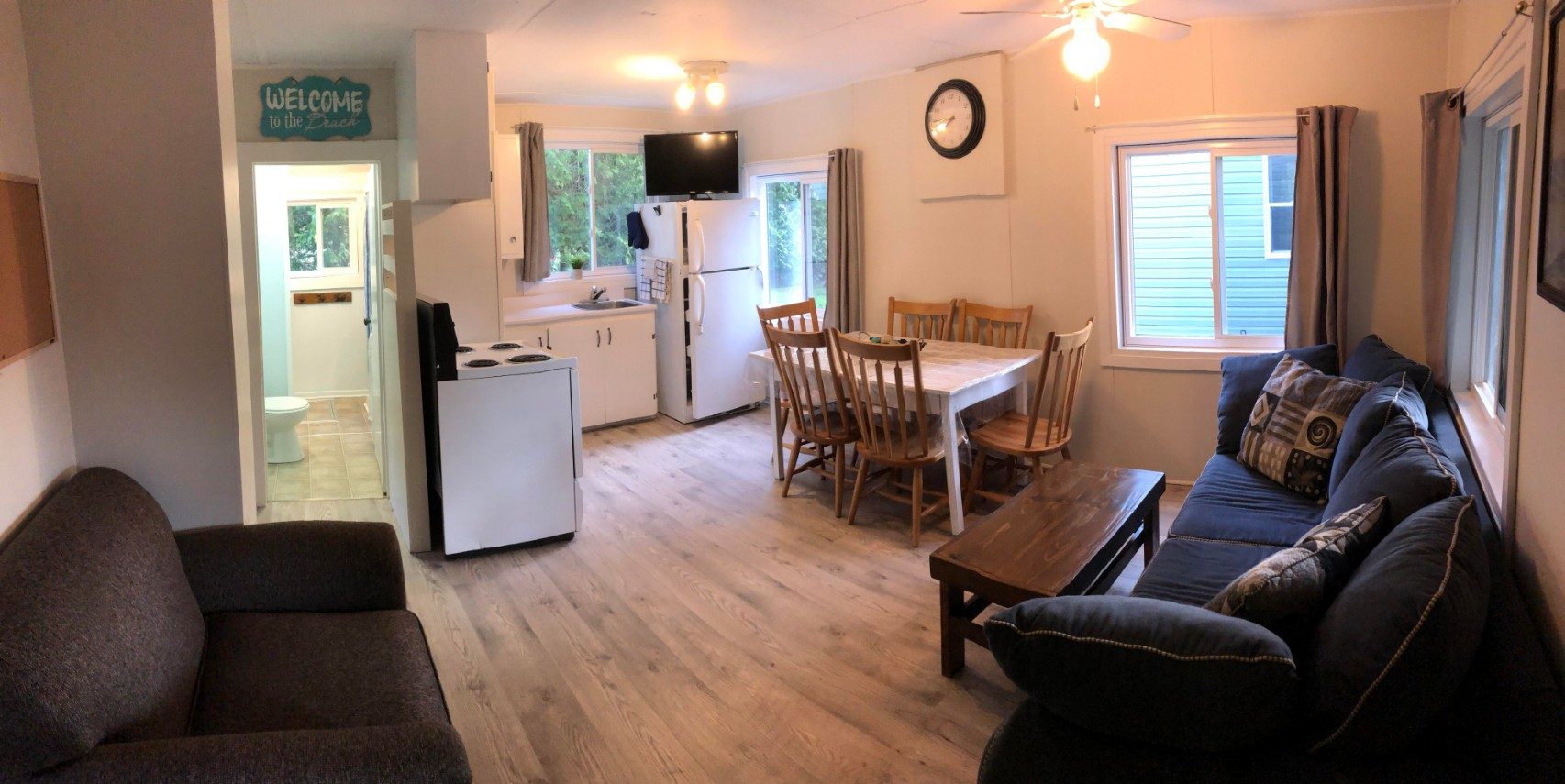 Fiddlehead Resort Camp 3 Bedroom Cottage